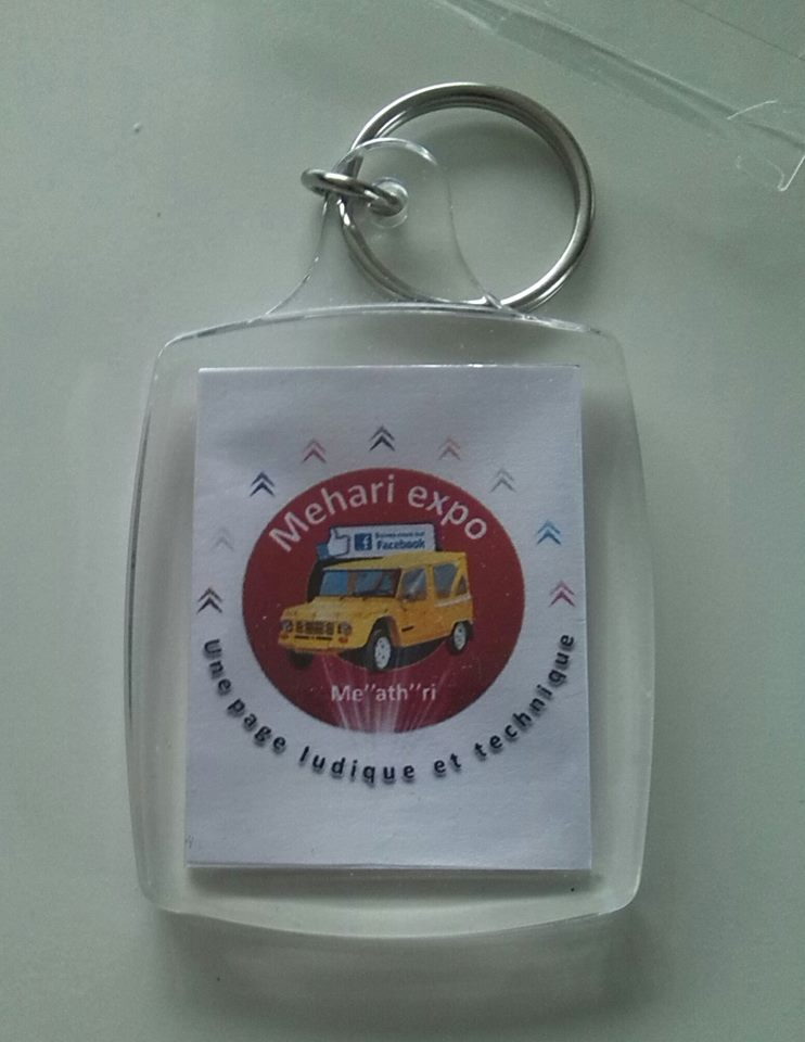 key holder mehari expo