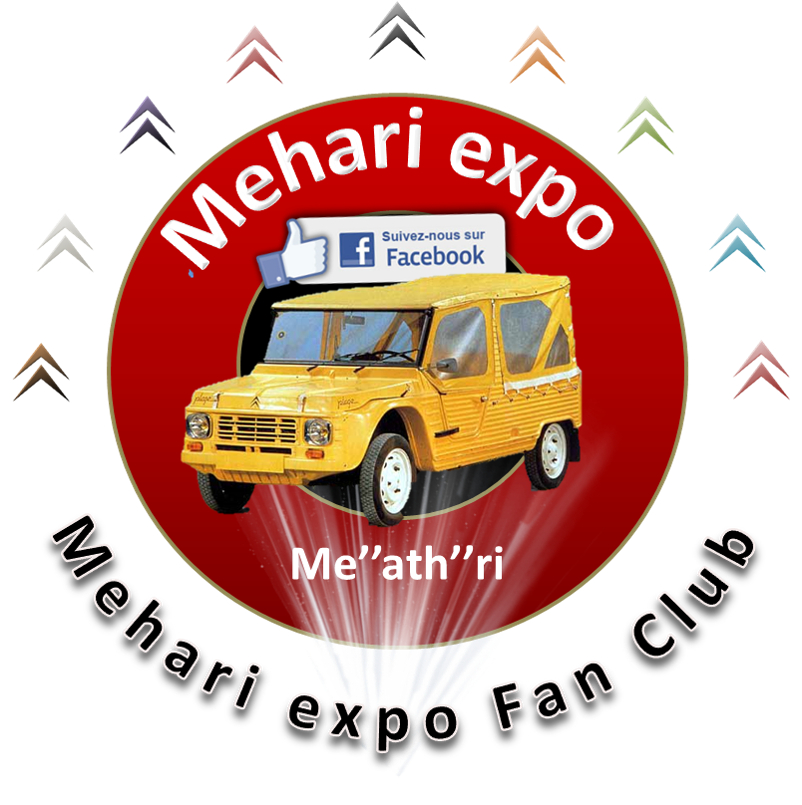 mehari fan club logo