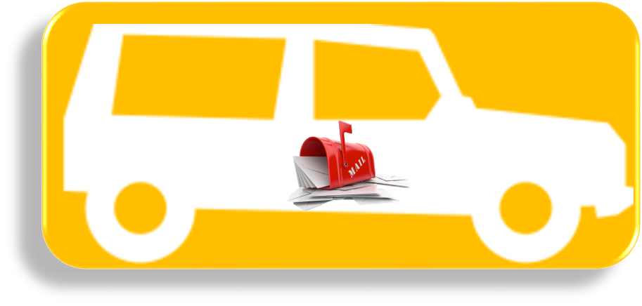 1 mail icon