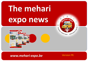 MEHARI EXPO NEWS SITE
